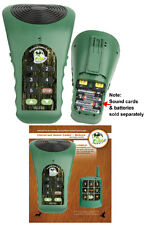 AJ Productions DELUXE Universal Game Caller with Remote, Fox Caller,Deer Caller,