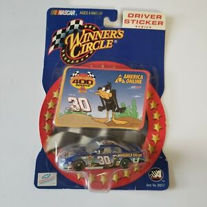 Winners Circle 1:64 Jeff Green #30 Die Cast NASCAR Daffy Duck AOL America Online