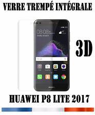 vitre film protection écran verre trempé INTEGRALE 3D  pour HUAWEI P8 Lite 2017
