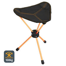 Explore Planet Earth Pegasus Hiking Stool - Black