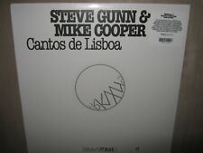 STEVE GUNN & MIKE COOPER Cantos de Lisboa Portugal NEW SEALED Vinyl LP FRKWYS 11