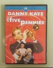 danny kaye  THE FIVE PENNIES  barbara bel geddes  DVD  genuine region 1