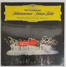 Seiji Ozawa  Tschaikowsky Schwanensee & Swan Lake LP Vinyl Record Album