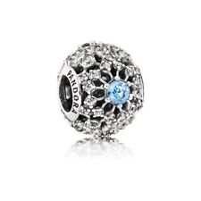 Authentic Pandora Silver Disney Cinderella's Wish Charm Bead 791592CFL