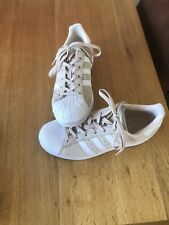 womens adidas superstar trainers size 6