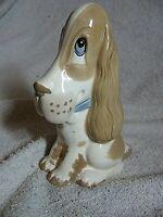 Vintage Szeiler Studio 'Sad Sam' Dog Figurine 5 inches tall
