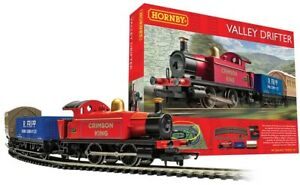 Hornby R1270 Valley Drifter - Complete Starter Train Set - Suits Ages 5-105