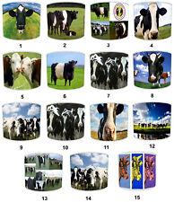 Mucche Bovino Disegni Paralumi, Ideale da Abbinare Bovino Mucche Copricuscino