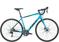2018 Felt VR30 Aluminum 105 DISC Road Bike 54cm Blue Retail $1800