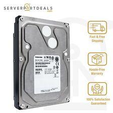 "Toshiba HDD3A02 MK1001TRKB 1TB 7.2K SAS 3.5"" Enterprise Hard Drive HDD3A02CZK51"