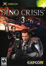 Dino Crisis 3 (2003, Capcom) Brand New Factory Sealed USA Original Xbox Game