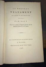 MOREAU LE JEUNE 28 GRAVURES DE 1801