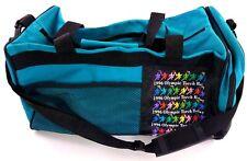 "Olympic 1996 Atlanta Torch Relay Coca-Cola Coke 18"" X 10"" Duffel Bag Side Carry"