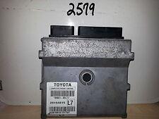 09 TOYOTA MATRIX 1.8L AT COMPUTER ENGINE CONTROL ECU ECM MODULE 89661-02L71