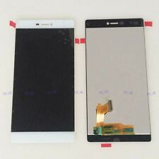 White  LCD Display Touch Screen Glass Assembly For Huawei Ascend P8 GRA-TL10 NEW