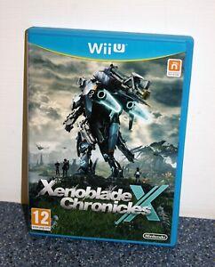 Xenoblade Chronicles X (Wii U, 2015) - Nintendo