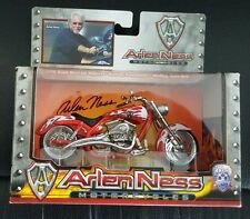 Arlen Ness motorcycle, 1/18 scale die-cast replica