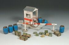 Mig Productions 1/35 Security / Border Checkpoint Set (Modern Conflicts) 35-104