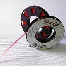 WrapCut  fine filament edge cutting tape 200ft x 1/8in roll for vinyl cutting