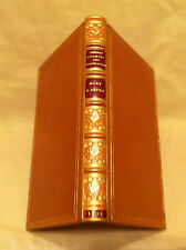 Verses Etc. Mary Pettit - Fine Full Leather Binding By Sangorski - Torch Press