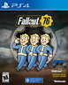 Fallout 76 [ Limited STEELBOOK Edition ] (PS4) NEW