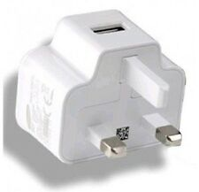 Samsung White ETA-U90UWE USBMains Charger5V 2A(Only Plug)-For Samsung Galaxy Tab