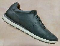 Bacco Bucci Studio Gray Sheepskin Leather Fashion Sneaker Oxford Shoes Men's 11