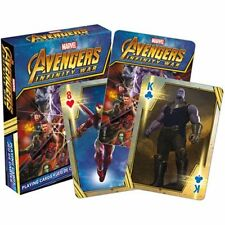 NIP Playing Cards * Avengers Infinity War * Official Licensed Movie Sealed NEW