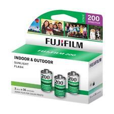 3 Pack Fujifilm Ca Iso 200 36 Exp 35mm Color Film, 108 Exposures Fresh