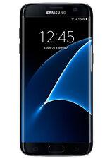 Samsung Galaxy S7 EDGE 5.5' 32GB ITALIA NUOVO OCTA CORE NERO Smartphone Android