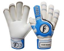 Foxon Goalkeeper Goalie Football Gloves Finger Saver Roll finger Glove Size 6
