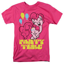 My Little Pony Tv Party Time Adult T-Shirt