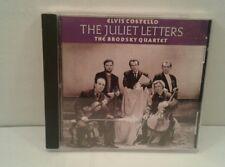 Elvis Costello and the Brodsky Quartet - The Juliet Letters (CD, 1993, Warner)
