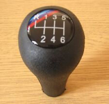 Gear shift knob 6 Speed Cuir Imitation Bmw M E36 E39 E34 E30 X5 E87