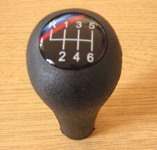 Gear Shift Knob 6 Speed Leather Imitation BMW M E36 E39 E34 E30 X5 E87