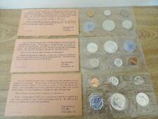 1964 U.S. Proof Set in envelope The half, quarter, dime are 90% silver