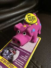 Multipet Mini Globlet - Mini Pig Dog Toy