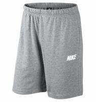 Nike Mens Fleece Shorts Cotton Sports Gym Casual Gym Running Sweat Half Pants