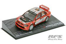 1:43 mitsubishi lancer wrc-panizzi/panizzi-Rally de Monte Carlo 2005 - #10