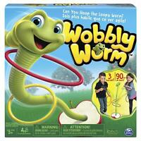 Spin Master Wobbly Worm Game - BRAND NEW