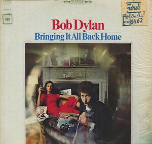 VINYL LP RECORD Bob Dylan – Bringing It All Back Home