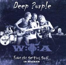 Deep PURPLE-from the setting sun... (in Wacken) -- 2 CD NUOVO & OVP