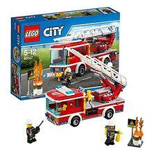 LEGO City Fire 60107: FIRE LADDER TRUCK Misto Kids costruzione divertente idea regalo