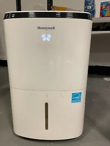 Honeywell ENERGY STAR 70-Pint Dehumidifier with Filter Change Alert TP70PWKN