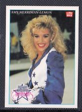 NS44 1992 DALLAS COWBOYS CHEERLEADERS PROMO CARD, MINT/NEW, WELL STORED