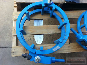 14 inch Pipe Welding External Alignment Clamp Lever Type