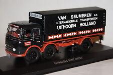 "Mercedes Benz LP333 Transports ""Van Seumeren"" 1:43 Ixo neu & OVP TRU007"