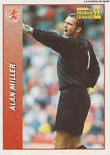 N°328 ALAN MILLER MIDDLESBROUGH STICKER MERLIN PREMIER LEAGUE 1997