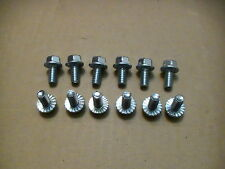 Steel Valve Cover, Bolt Kit, 260-289-302-351W Ford