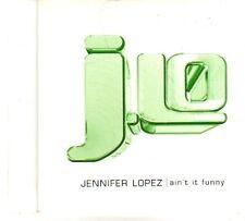 (DP976) Jennifer Lopez, Ain't It Funny - 2001 DJ CD